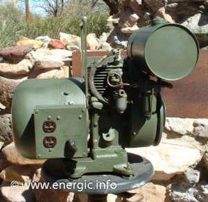 Briggs and Stratton world war 2 engines for military purposes www.energic.info