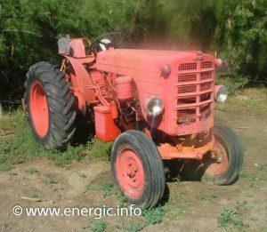 Energic tracteur 525 vigneron www.energic.info