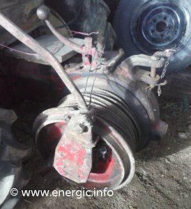 Energic tracteur 511 6v petrol treuil www.energic.info