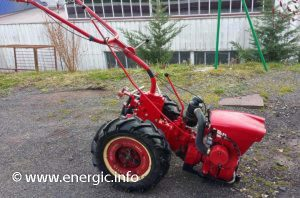 Energic 120 motoculteur type C motor ILO 152 www.energic.info