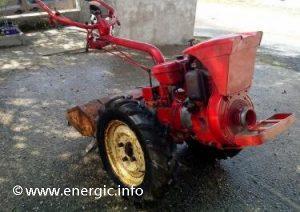 Energic 300 series A. Moteur Lombardini 487cm3 www.energic.info