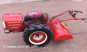 Energic series 400 motoculteur rotivator www.energic.info