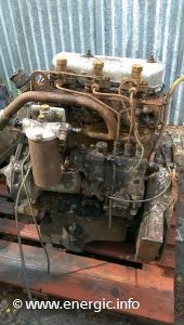 Energic perkins engine/moteur  tracteur 545 www.energic.info