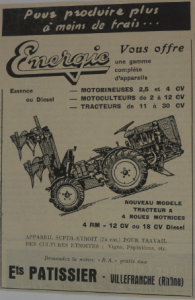 4WD/RM models from 1962 www.energic.info