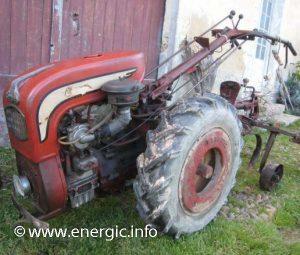 Energic 215 moteur Bernard www.energic.info