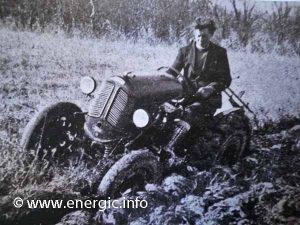 Energic Tracteurs, Motoculteurs, Motobineuses, Motofaucheuses et Tondeuses 1940 -1986 www.energic.info
