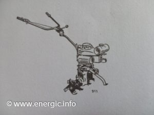Energic Motobineuse/Motobêche Type L 77 www.energic.info