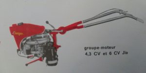 Energic Rubis ILO moteur 4.3cv & 6cv moteur www.energic.info