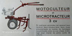 Energic Motobineuse Type L 77 www.energic.info