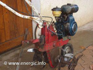 Energic Motobineuse Type L 50 www.energic.info