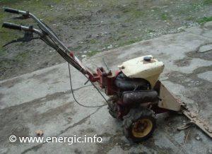 Energic Motofaucheuse Etoile L73D www.energic.info