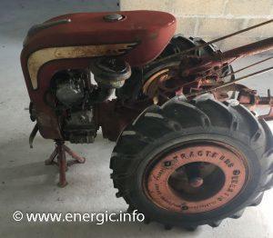 Energic motoculteur 216 www.energic.info
