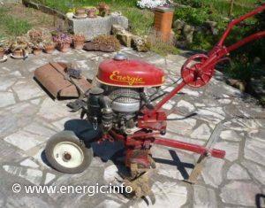 Energic Motobineuse 75 MVR www.energic.info