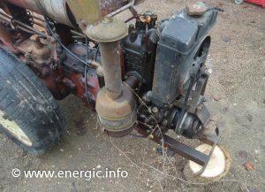 Energic Motoculteur Sachs Moteur 604cc   tracteur www.energic.info