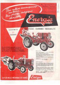 Energic tracteur 500 series www.energic.info