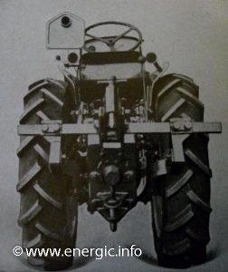 Energic l'attelage type S Dynabloc series 500 tracteur www.energic.info