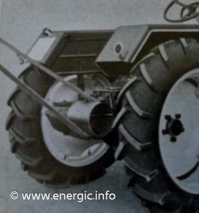 Energic tracteur 511 petrol www.energic.info