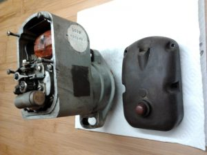 Energic magneto Morel CT - 1 for motoculteur 409, 411, tracreur 511 www.energic.info