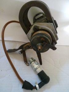 Energic magneto Lavalette for motoculteur 409, 411, tracreur 511 www.energic.info