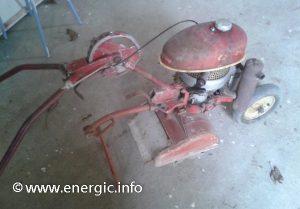 Energic Motobineuse Type 75 CL www.energic.info