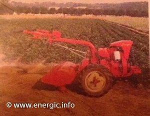 Energic Motoculteur 309 Diesel www.energic.info
