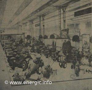 Energic full range stand 1961 www.energic.info
