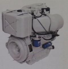 Energic 4 RM 1038 35cv tracteur 35cv Ruggerdini motor 1979 brochure model www.energic.info