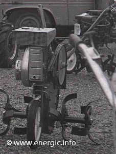 Mystery Energic L 55 ILO moteur 97cc motobineuse late 1970's www.energic.info