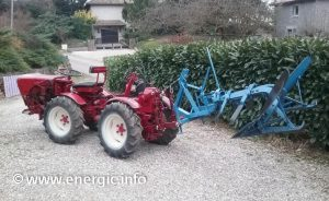 Energic 4RM 28 tractor with plough www.energic.info
