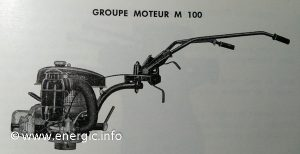 Energic 100 MM/MVL moteur M 100 ILO 2 temps www.energic.info