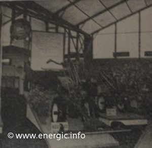 Energic Motofaucheuse at agricultural shows www.energic.info