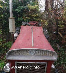Energic 519 tracteur Vigneron type 2 www.energic.info