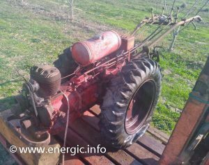 Energic 409 motoculteur in a state www.energic.info