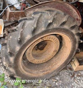Energic tracteur 518 (Peugeot 203 moteur) www.energic.info
