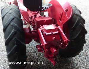 Energic l'attelage Dynabloc series 500 tracteur www.energic.info