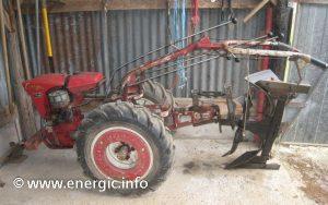 Energic 229 D motoculteur Diesel www.energic.info
