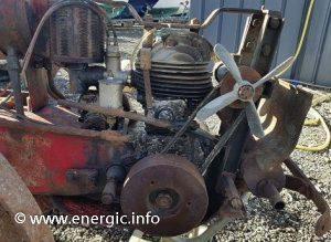 Energic motoculteur D9 www.energic.info