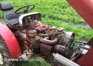 Energic vigneron 535 tractor moteur www.energic.info
