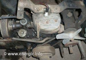 Energic C7 engine complete. www.energic.info