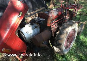 Energic 712 diesel mototracteur www.energic.info