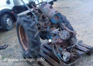 Energic 409/411 motoculteur in a state www.energic.info