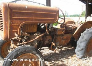 Energic Tracteur 511 mark 2