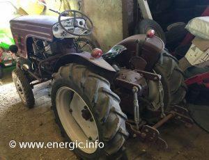 Energic 518 tracteur 22cv petrol/essence www.energic.info