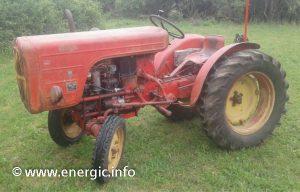 Energic 519 petrol tracteur www.energic.info