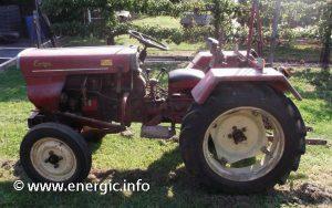 Energic tracteur 521 Slanzi 2 cylinder vigneron www.energic.info