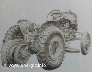 EnergicTracteur 511 + treuil www.energic.info