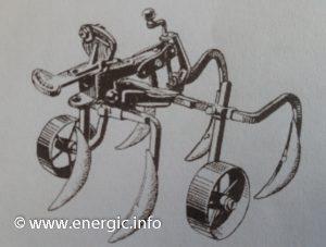 Energic Tracteur 500 series Bineuse No 31 www.energic.info