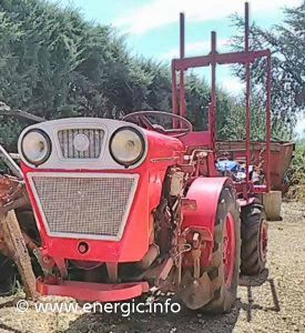 Energic tracteurs, motoculteurs etc., after 1945 www.energic.info