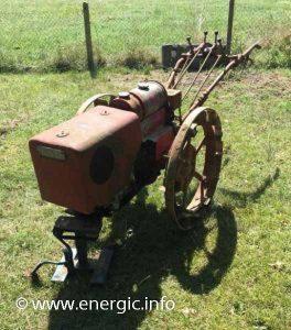 Energic motoculteur D9 great! www.energic.info