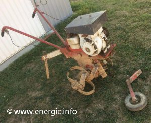 Energic Briggs and Stratton RAM variant, 4 temps www.energic.info